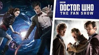Steven Moffat On Matt Smith's Era, Writing The 50th Anniversary & MORE! - Doctor Who The Fan Show