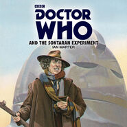 The Sontaran Experiment CD