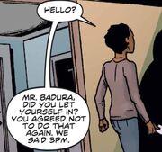 Badura name