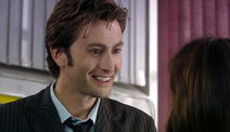 Tenth Doctor Sarah Jane