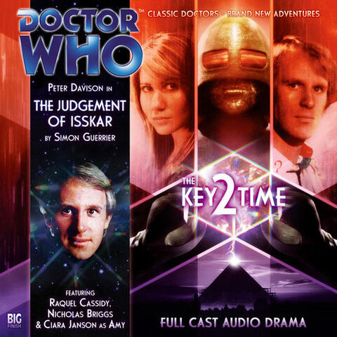 File:The Key 2 Time The Judgement of Isskar cover.jpg