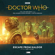 Escape from Kaldor cover