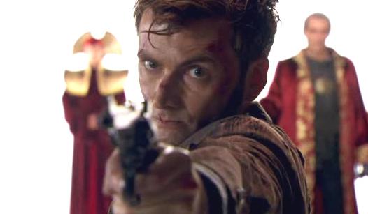 Doctor Insanity vs. The Sparrow