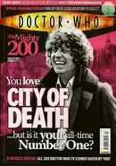 DWM issue413 City of Death