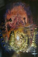The Dalek Factor cover illustration