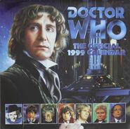 1999 Doctor Who Calendar