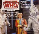 Doctor Who Marvel Adventure Comic