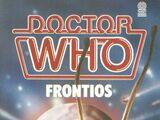 Frontios (novelisation)