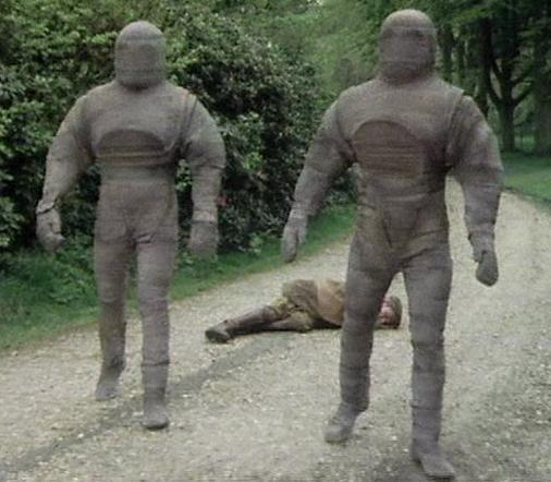 Image result for robot mummies