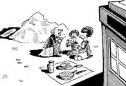 Doctor Who Picnic