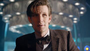 Eleventh Doctor Time to find out who you are