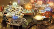 TARDIS control consoles