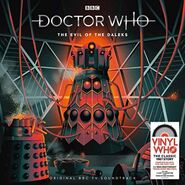 The Evil of the Daleks Vinyl