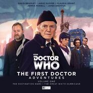 The First Doctor Adventures - Volume One