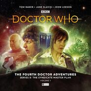 The Fourth Doctor Adventures Series 8 Volume 1
