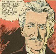 Dr. Who comic