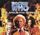 The Apocalypse Element (audio story)