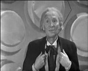 William hartnell farewell