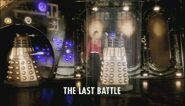 DWCON The Last Battle title card