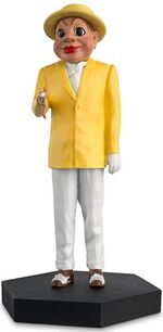 DWFC Daffodil Auton figurine
