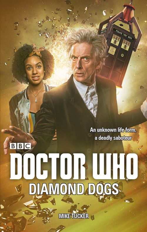 Image result for doctor who diamond dogs
