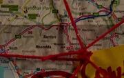 Merthyr Tydfil and Rhondda map (TCOL)