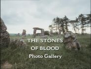 The Stones of Blood Photo Gallery