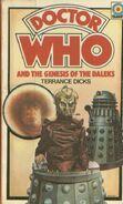 Genesis of The Daleks novel
