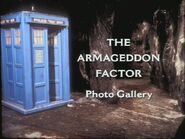 The Armageddon Factor Photo Gallery