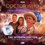 The Seventh Doctor The New Adventures Volume One