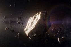 Asteroid 284996