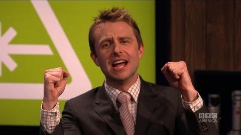 BBCA's The Nerdist w guest Matt Smith SEPT 24