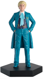 DWFC Sixth Doctor blue figurine
