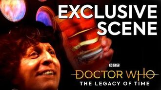 EXCLUSIVE PREQUEL SCENE to Doctor Who The Legacy of Time