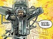 Prologue The Third Doctor (comic story)