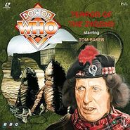 Terror of the Zygons Laserdisc UK cover