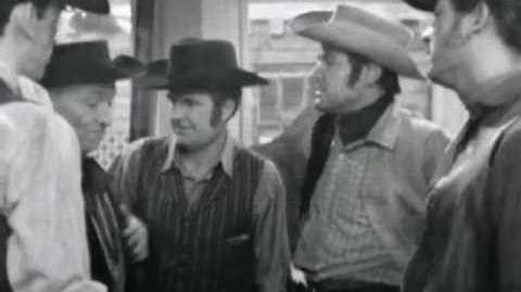 The Clanton Brothers - Doctor Who Gunfighters - BBC