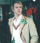 DWFC 34 Fifth Doctor