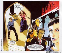 Nocturne comic preview