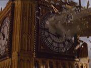 Big Ben destroyed