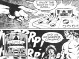 The Life Bringer! (comic story)