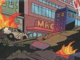 Bumble of Destruction (comic story)