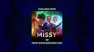 Michelle Gomez returns in Missy series two!