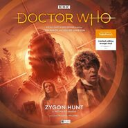 Zygon Hunt vinyl cover