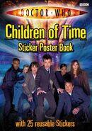 Children in Time Sticker Poster Book