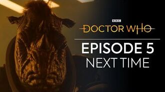 Episode 5 Next Time Trailer Fugitive of the Judoon Doctor Who Series 12