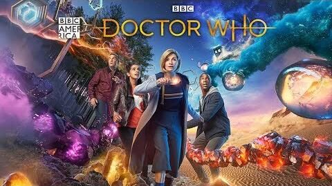 Official Trailer for the 2018 Series of Doctor Who