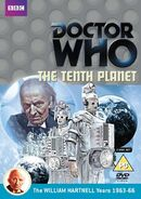 The Tenth Planet UK DVD COver