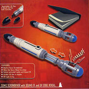 CO Sonic Screwdriver