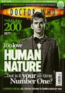 DWM issue413 Human Nature